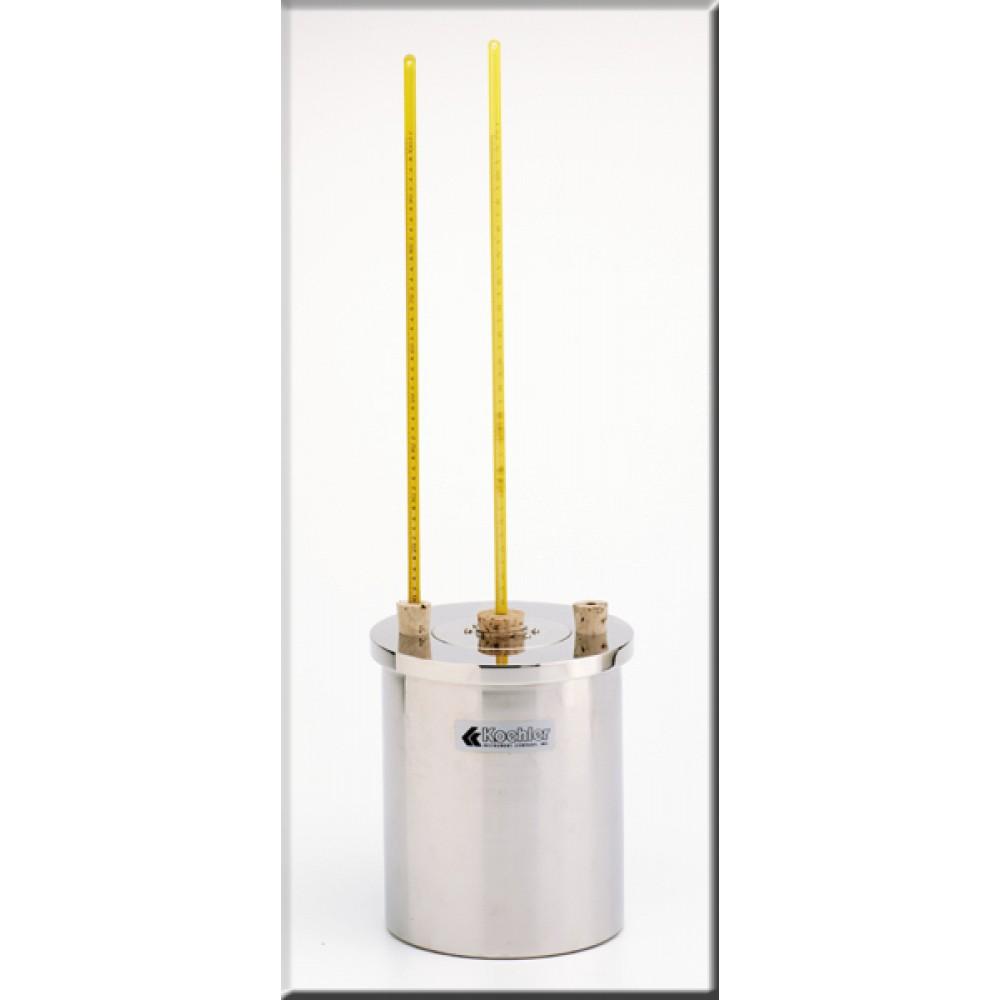 Wax Melting Point Apparatus