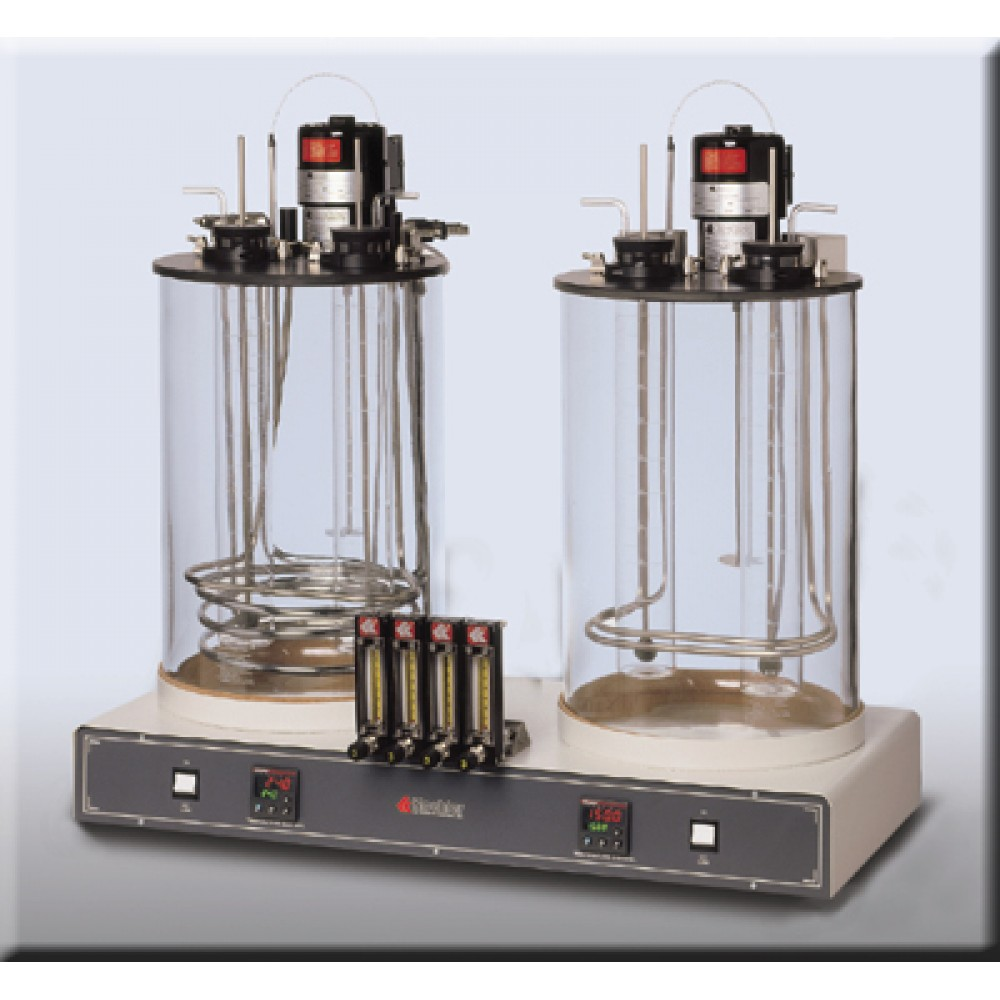 Dual Twin Foaming Characteristics Test Apparatus