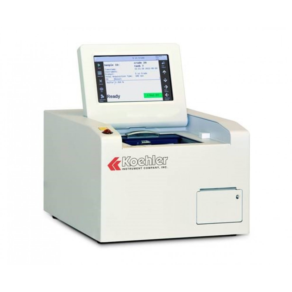 EDX2000 Benchtop EDXRF Elemental Analyzer