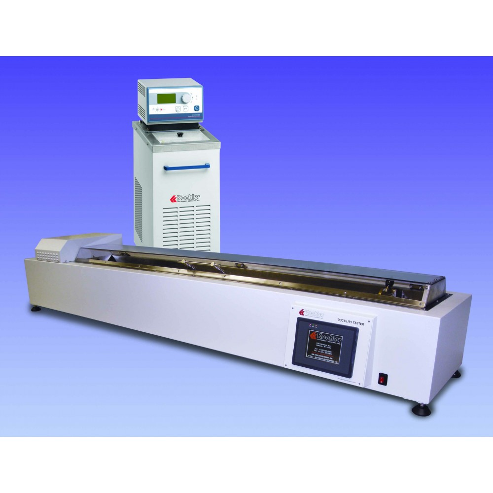 Semi-Automatic Ductility Testing Machine