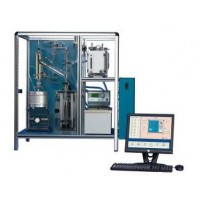Automatic Vacuum Distillation System
