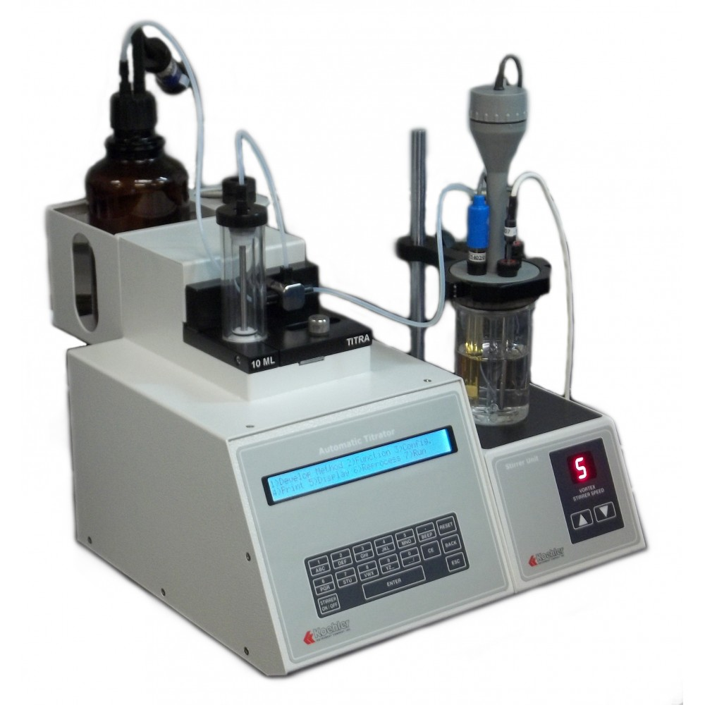 Automatic Potentiometric Titrator