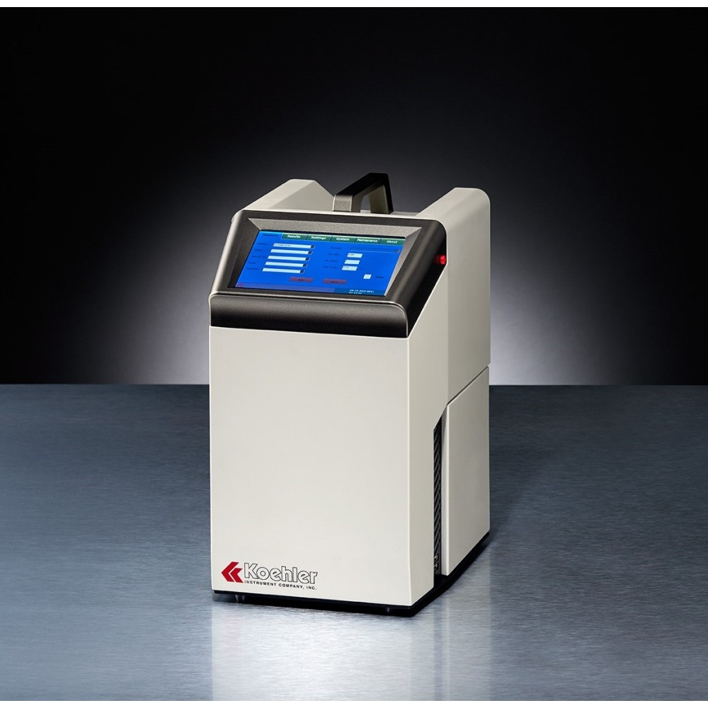 Automatic Microscale Vapor Pressure Analyzer