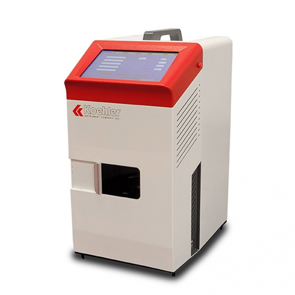 Automatic Microscale Continuously Closed Cup Flash Point Analyzer