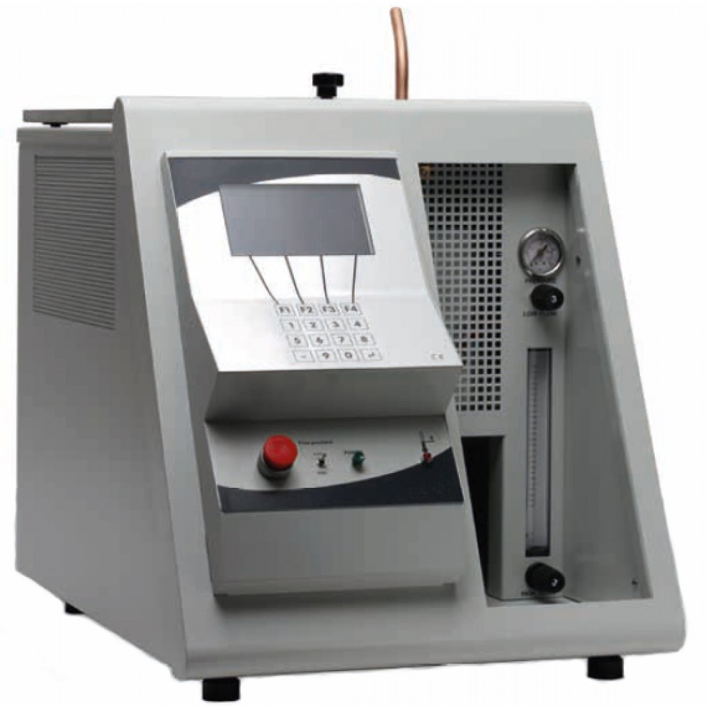 Micro Carbon Residue and Ash Tester