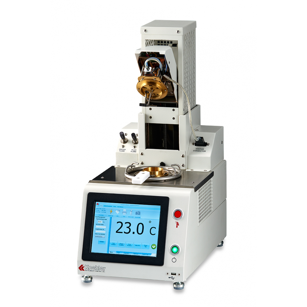 Automatic Pensky-Martens Closed Cup Flash Point Tester