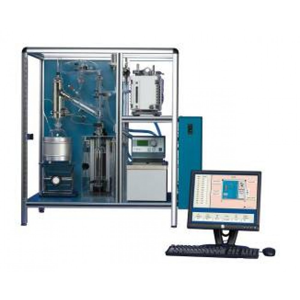 Automatic Vacuum Distillation System
