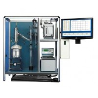 Semi-Automatic Vacuum Distillation System