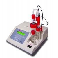 Coulometric Karl Fischer Titrator