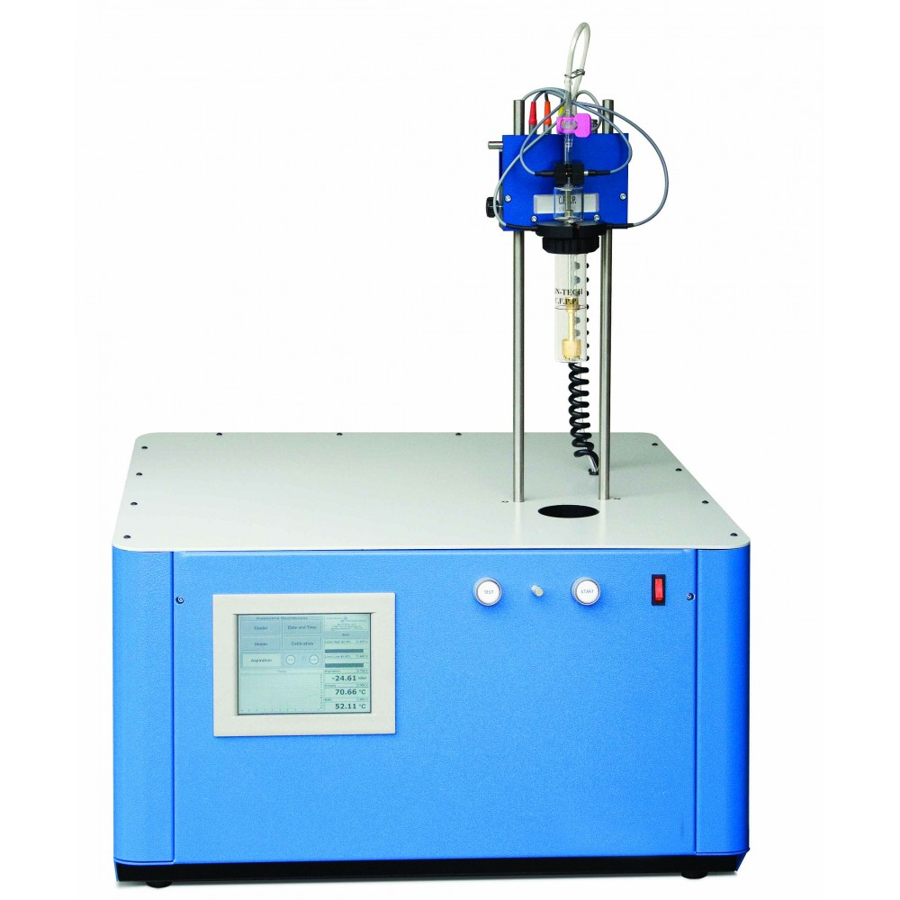 Automatic Cold Filter Plugging Point Analyzer with Touch Screen