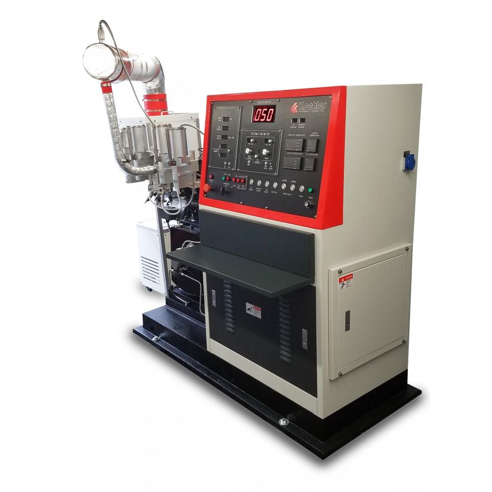 Combination Octane Rating Unit Engine